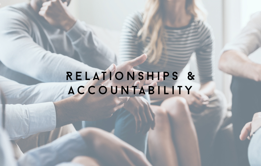 Course Image Relationships and Accountability